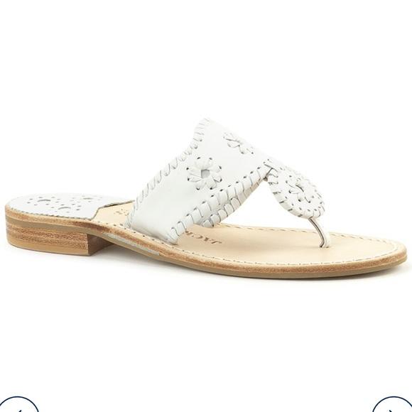 Jack Rogers Shoes - NWT Wide Palm Beach Sandal
